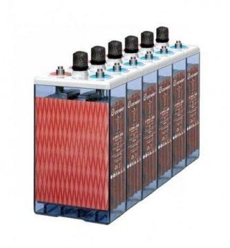bateria estacionaria upower opzs 600