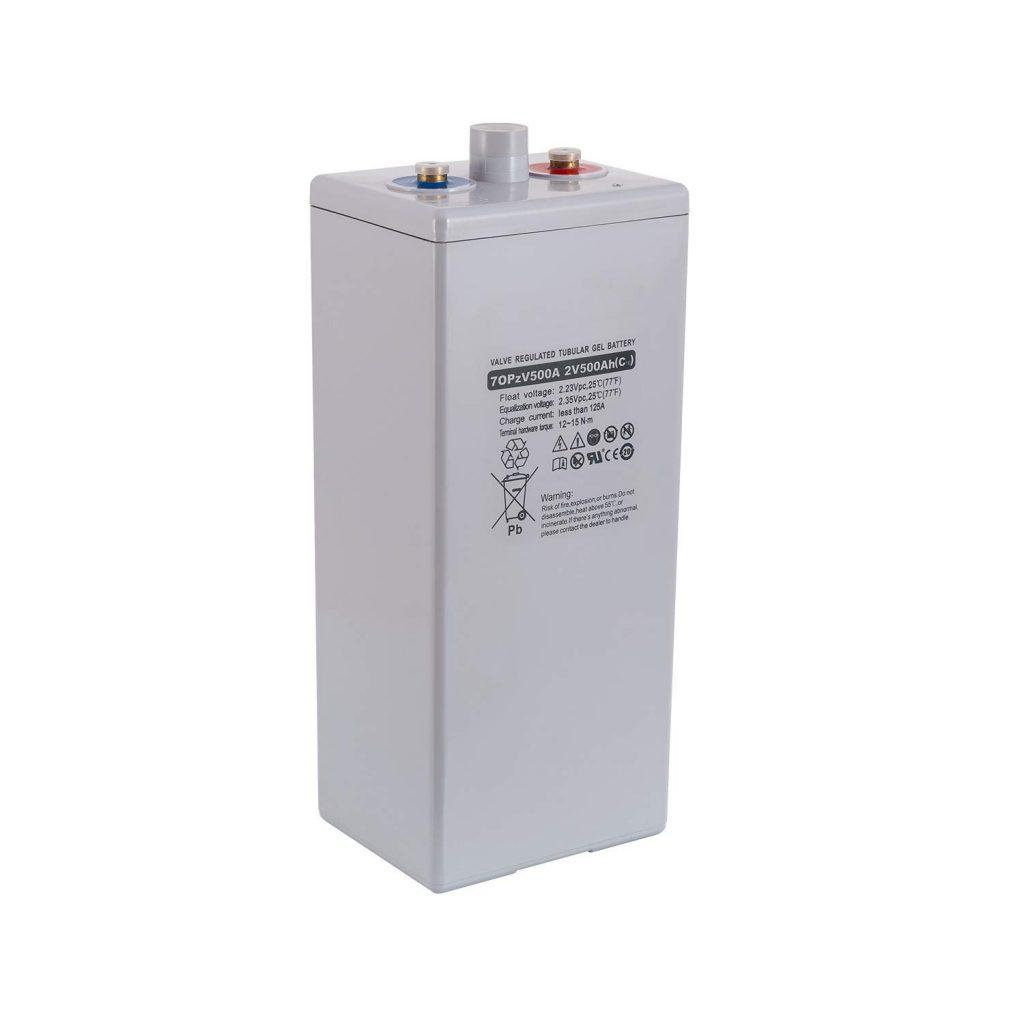 bateria estacionaria opzv